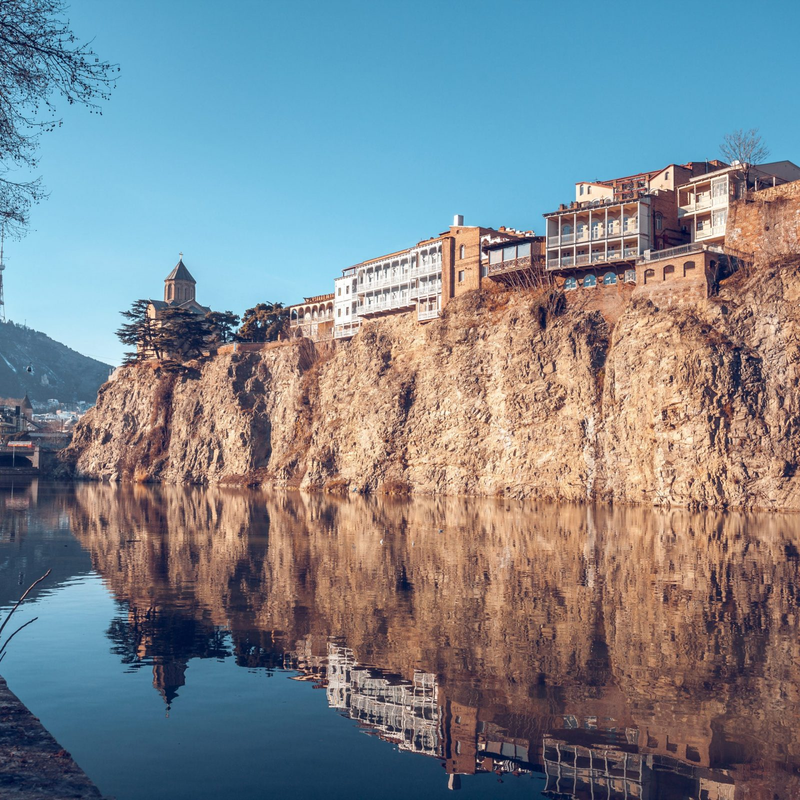 День 2: Экскурсия по Тбилиси