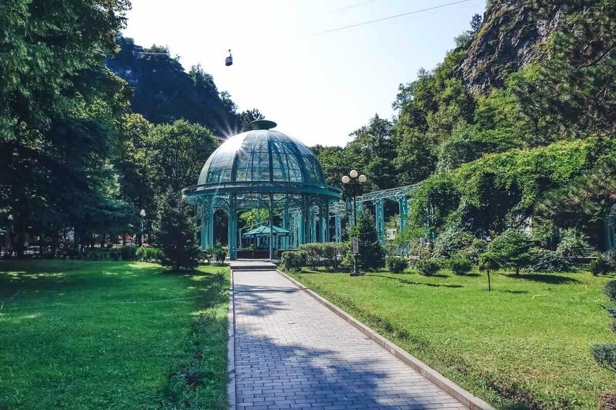 День 4: Тбилиси - Уплисцихе - Боржоми