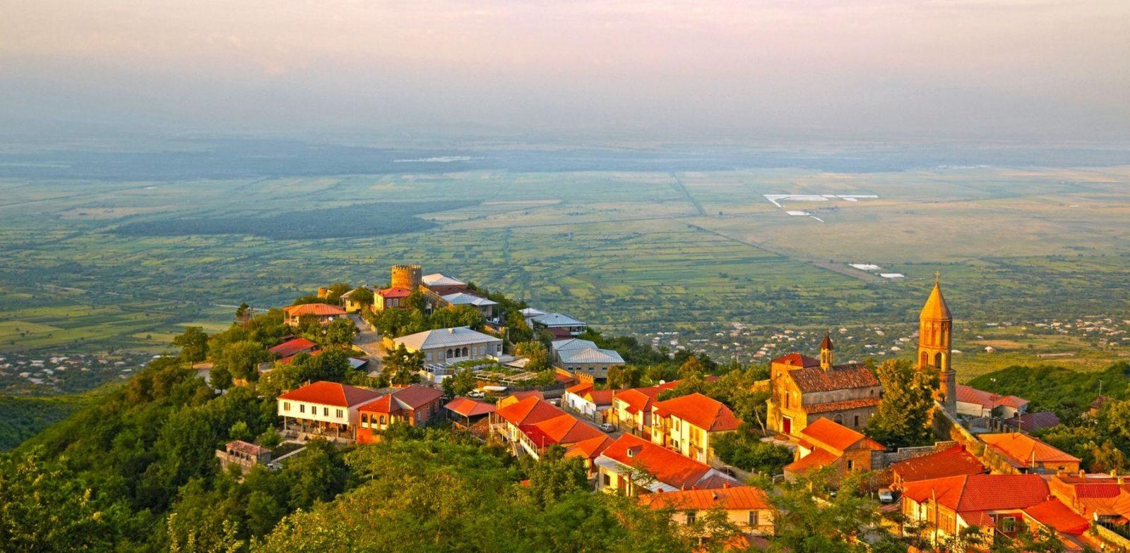 День 3: Тбилиси - Сигнаги - Монастырь Бодбе - Тбилиси