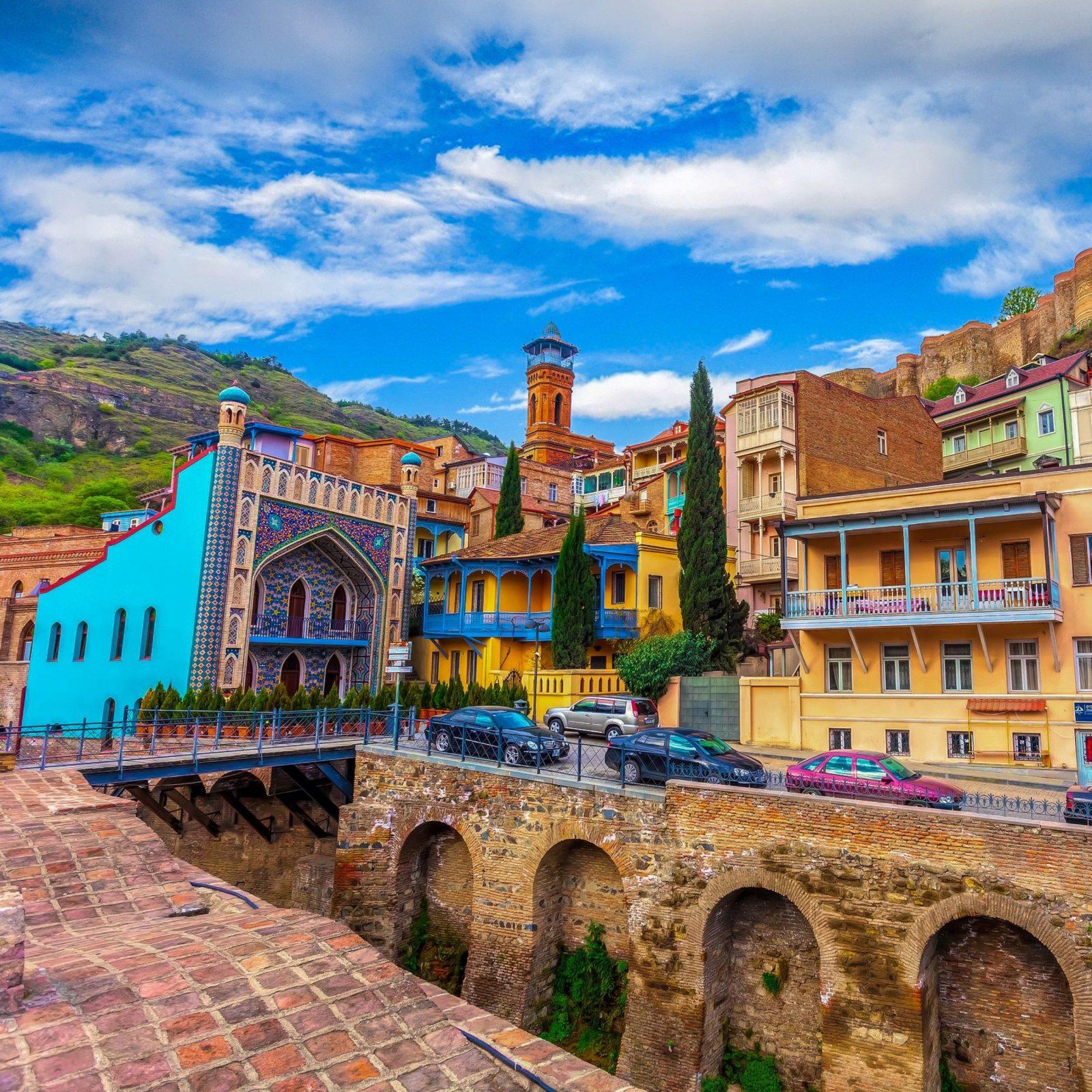 День 2: Экскурсия по Мцхете и Тбилиси