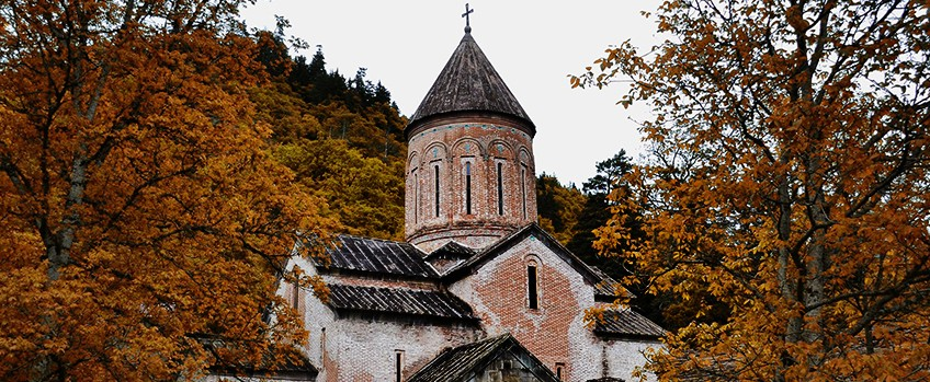 День 7: Боржоми - Монастырь Тимоте - Замок Мухарани – Тбилиси